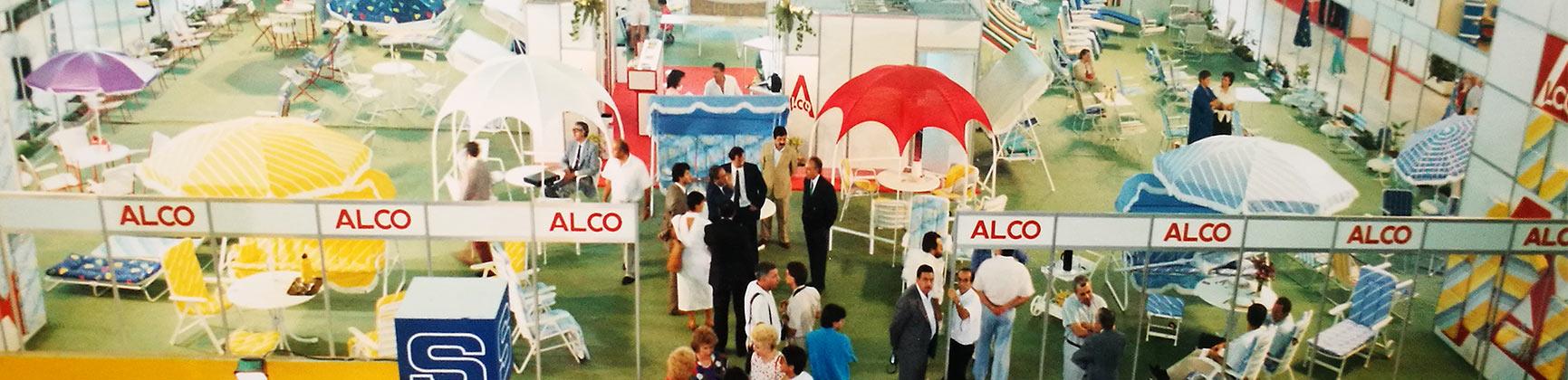 Alco - History - Trade fairs